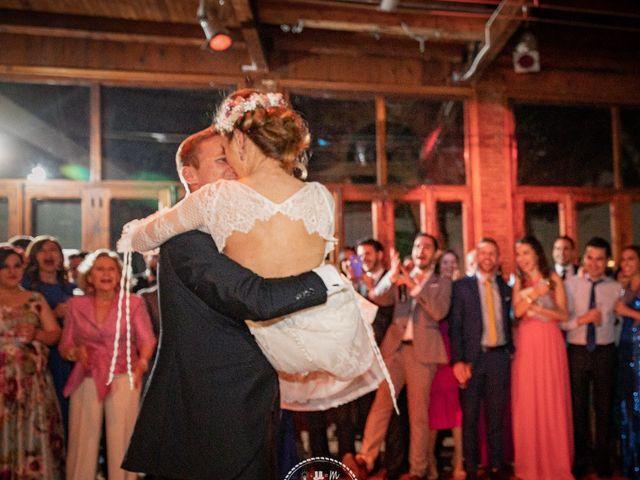 La boda de Roberto y Virginia en Hontanaya, Cuenca 25