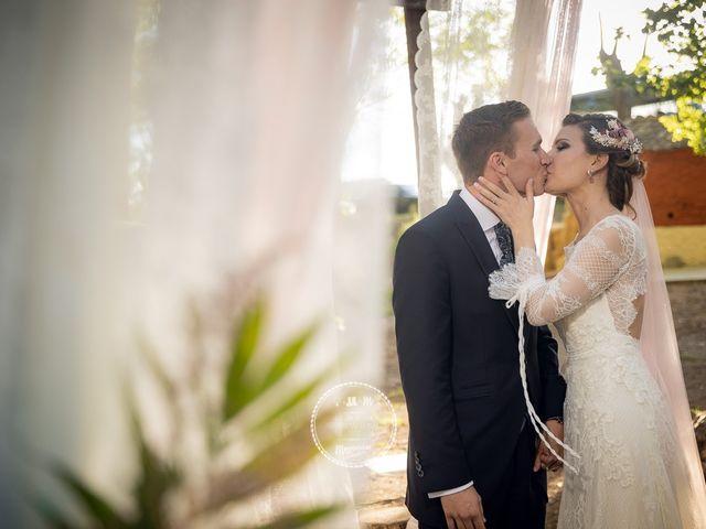 La boda de Roberto y Virginia en Hontanaya, Cuenca 2