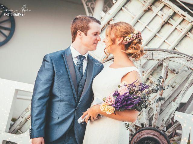 La boda de Marissa y Eduardo