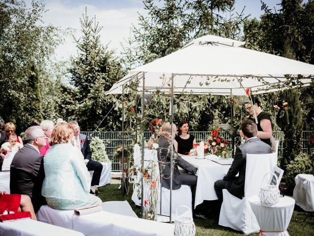 La boda de Juli y Fran en Santander, Cantabria 40