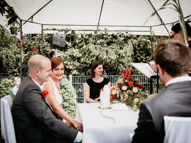 La boda de Juli y Fran en Santander, Cantabria 42