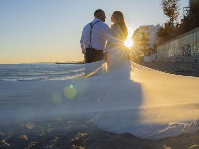 La boda de Sindia y Jose Antonio