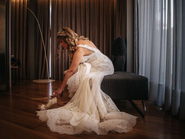 La boda de Anxo y Nahiara en Gondomar, Pontevedra 21