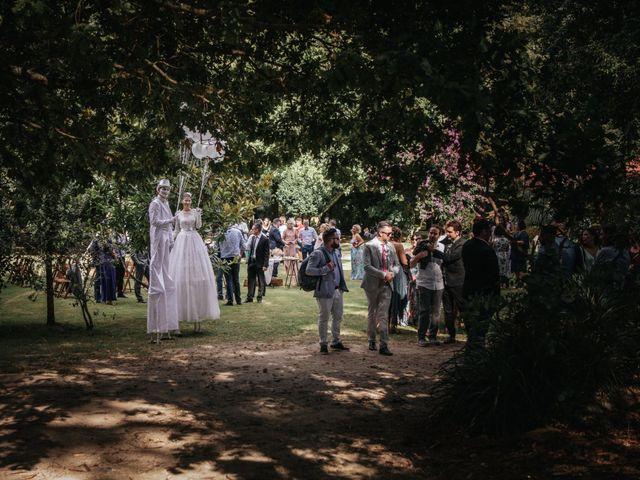 La boda de Anxo y Nahiara en Gondomar, Pontevedra 27