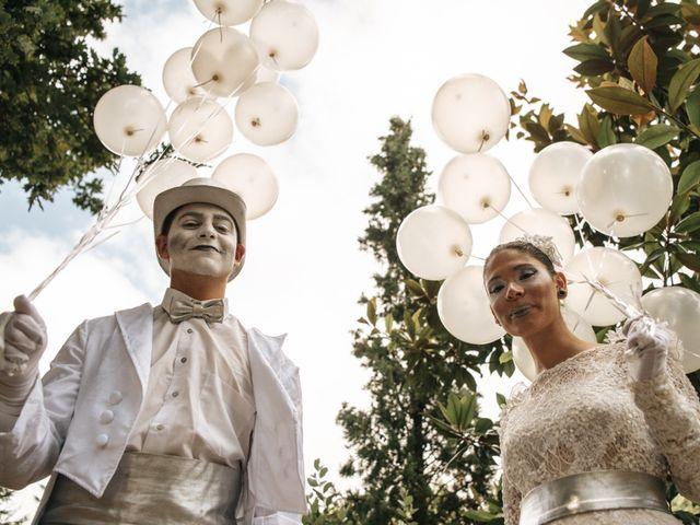 La boda de Anxo y Nahiara en Gondomar, Pontevedra 28