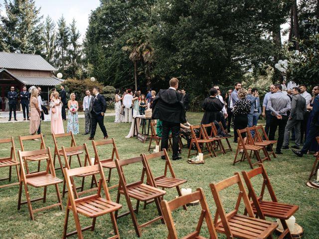 La boda de Anxo y Nahiara en Gondomar, Pontevedra 31