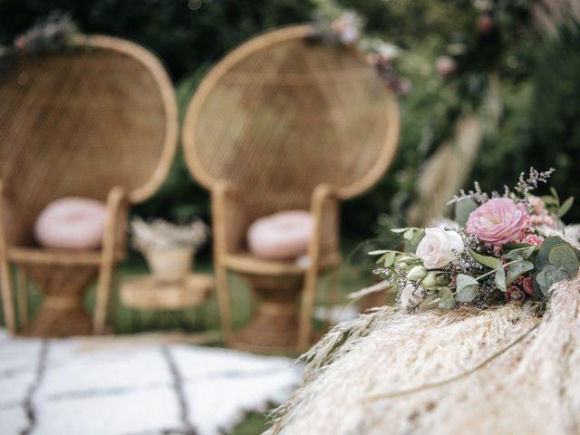 La boda de Anxo y Nahiara en Gondomar, Pontevedra 33
