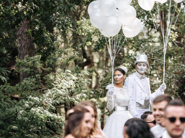 La boda de Anxo y Nahiara en Gondomar, Pontevedra 34