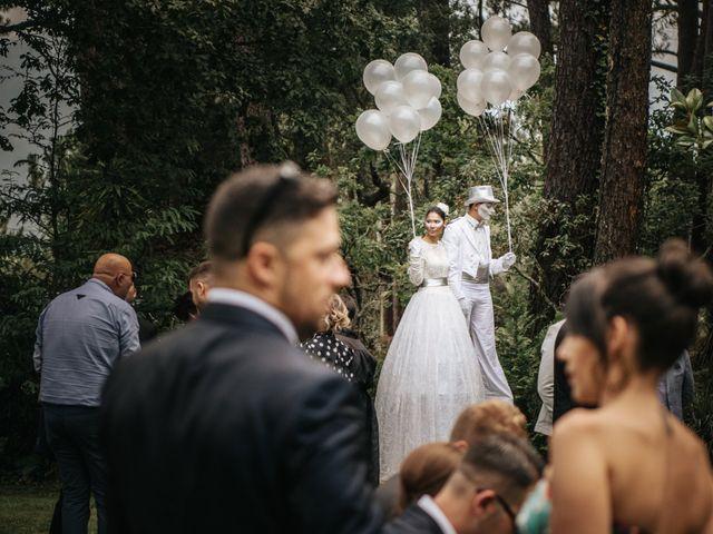 La boda de Anxo y Nahiara en Gondomar, Pontevedra 37