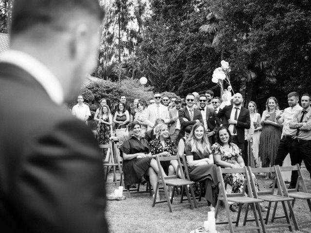La boda de Anxo y Nahiara en Gondomar, Pontevedra 39