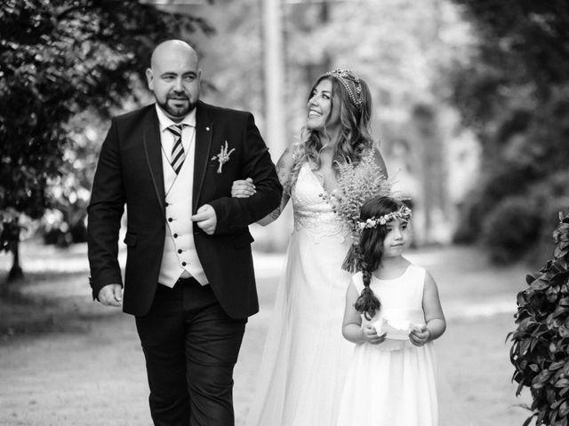 La boda de Anxo y Nahiara en Gondomar, Pontevedra 41