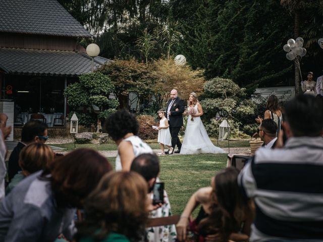La boda de Anxo y Nahiara en Gondomar, Pontevedra 42