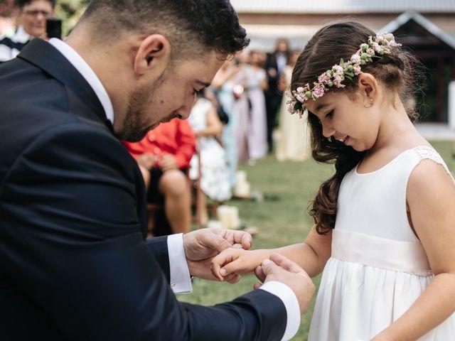 La boda de Anxo y Nahiara en Gondomar, Pontevedra 44