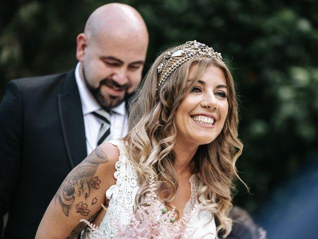 La boda de Anxo y Nahiara en Gondomar, Pontevedra 48