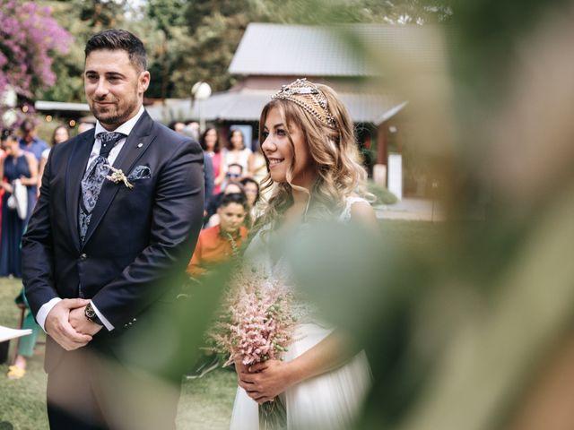 La boda de Anxo y Nahiara en Gondomar, Pontevedra 50