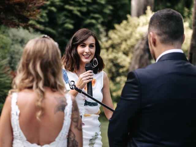 La boda de Anxo y Nahiara en Gondomar, Pontevedra 53
