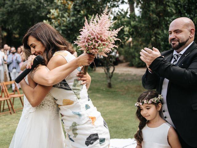 La boda de Anxo y Nahiara en Gondomar, Pontevedra 54