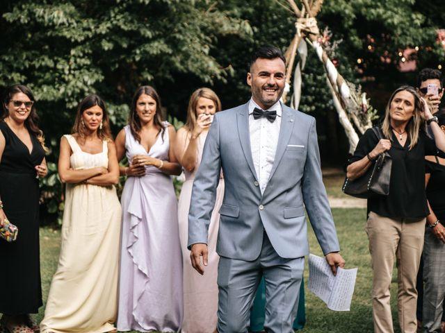 La boda de Anxo y Nahiara en Gondomar, Pontevedra 55