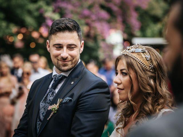 La boda de Anxo y Nahiara en Gondomar, Pontevedra 57