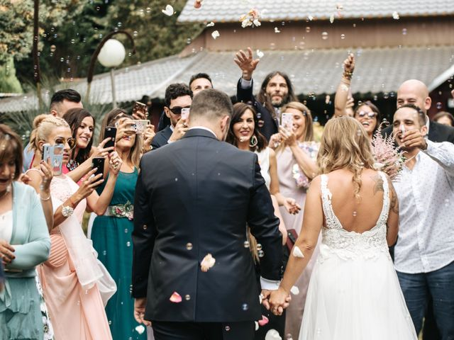La boda de Anxo y Nahiara en Gondomar, Pontevedra 70