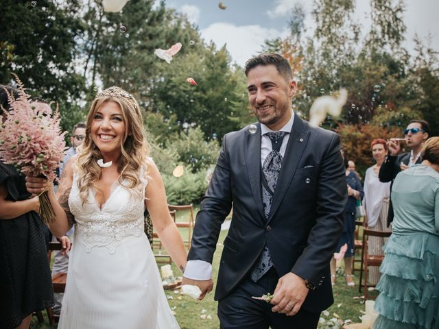 La boda de Anxo y Nahiara en Gondomar, Pontevedra 73