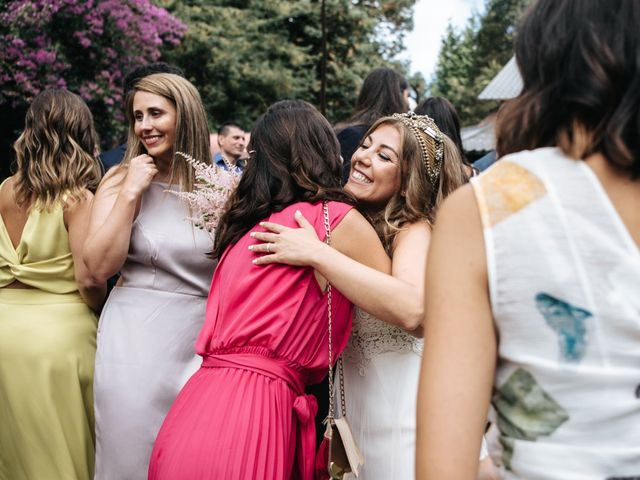 La boda de Anxo y Nahiara en Gondomar, Pontevedra 77