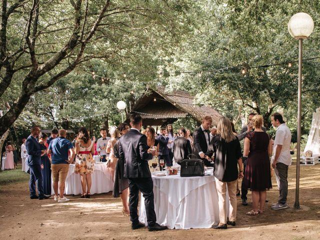 La boda de Anxo y Nahiara en Gondomar, Pontevedra 82