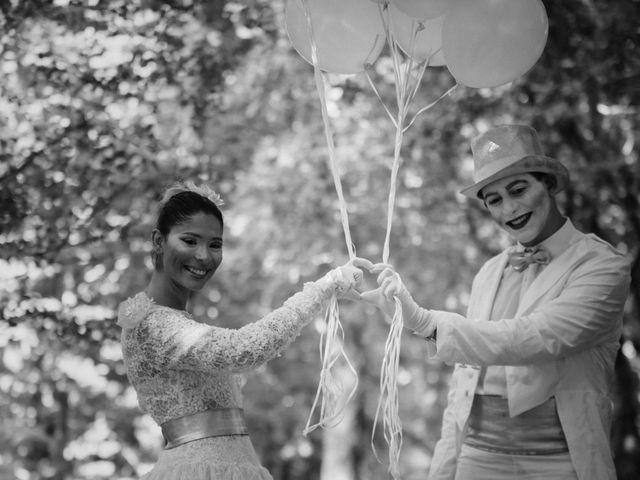 La boda de Anxo y Nahiara en Gondomar, Pontevedra 84