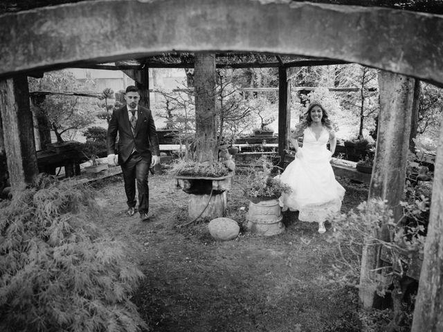 La boda de Anxo y Nahiara en Gondomar, Pontevedra 91