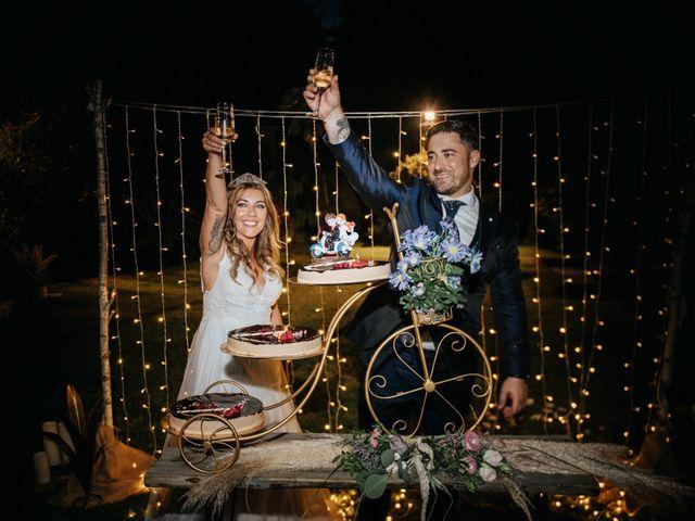 La boda de Anxo y Nahiara en Gondomar, Pontevedra 106