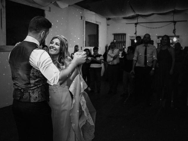 La boda de Anxo y Nahiara en Gondomar, Pontevedra 107