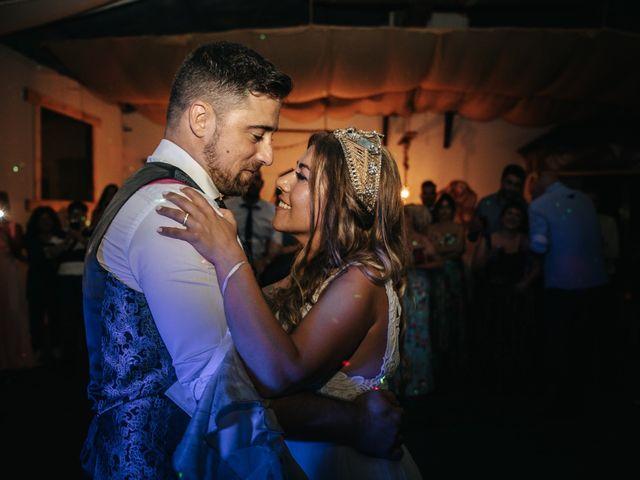 La boda de Anxo y Nahiara en Gondomar, Pontevedra 109