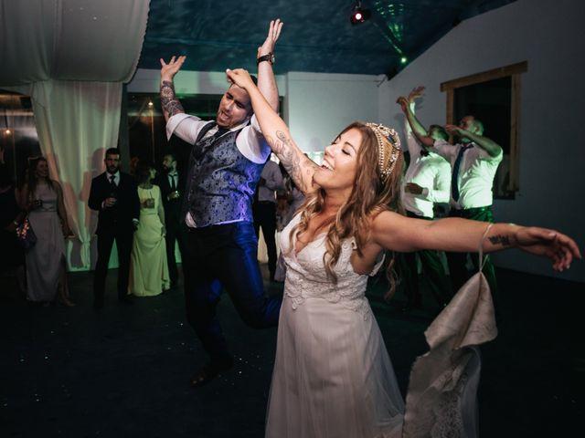 La boda de Anxo y Nahiara en Gondomar, Pontevedra 112