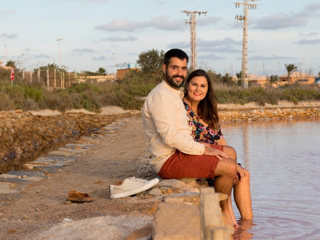 La boda de Alex y Samantha en El Raal, Murcia 2
