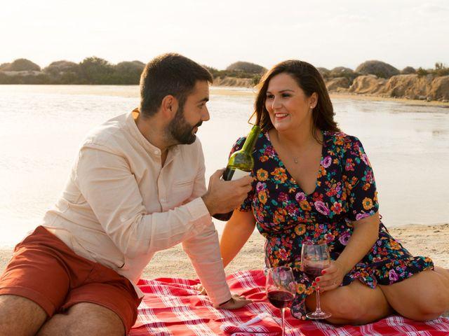 La boda de Alex y Samantha en El Raal, Murcia 4