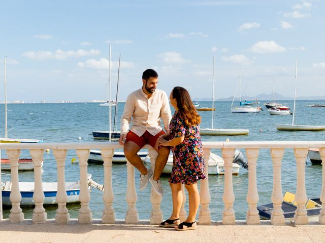 La boda de Alex y Samantha en El Raal, Murcia 5