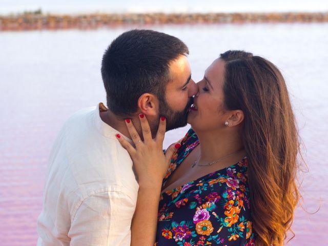 La boda de Alex y Samantha en El Raal, Murcia 6