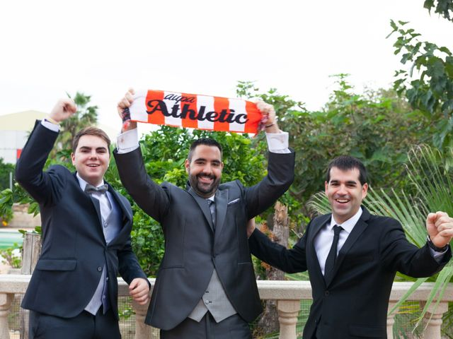 La boda de Alex y Samantha en El Raal, Murcia 7