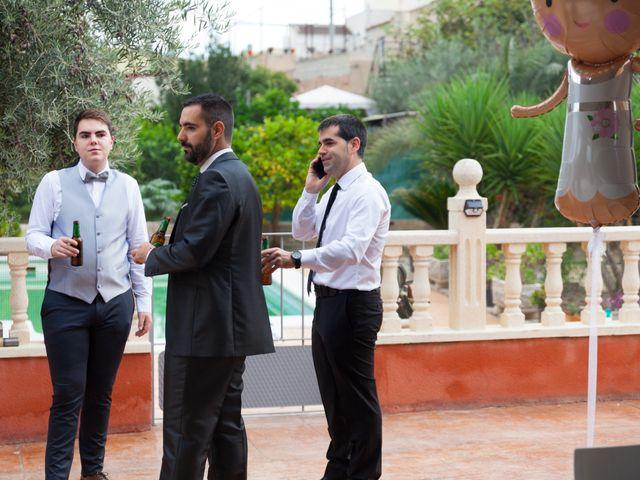 La boda de Alex y Samantha en El Raal, Murcia 9