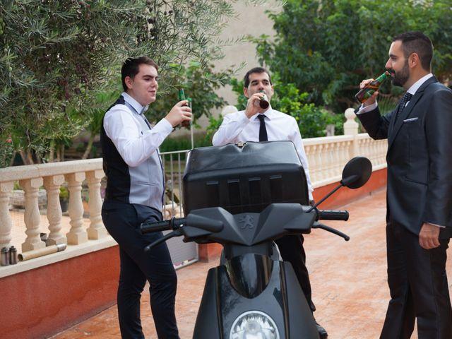 La boda de Alex y Samantha en El Raal, Murcia 10