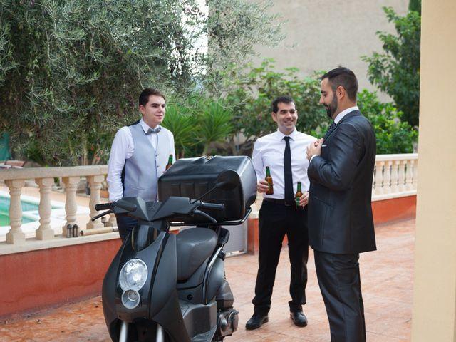 La boda de Alex y Samantha en El Raal, Murcia 11
