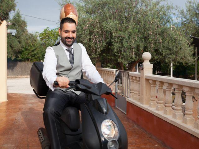La boda de Alex y Samantha en El Raal, Murcia 12