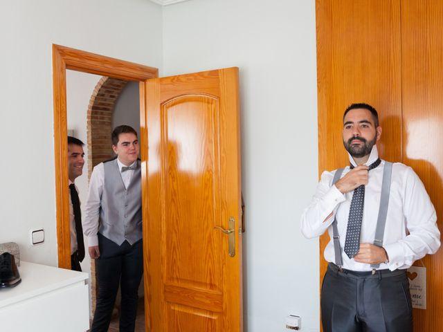 La boda de Alex y Samantha en El Raal, Murcia 14