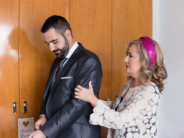 La boda de Alex y Samantha en El Raal, Murcia 20