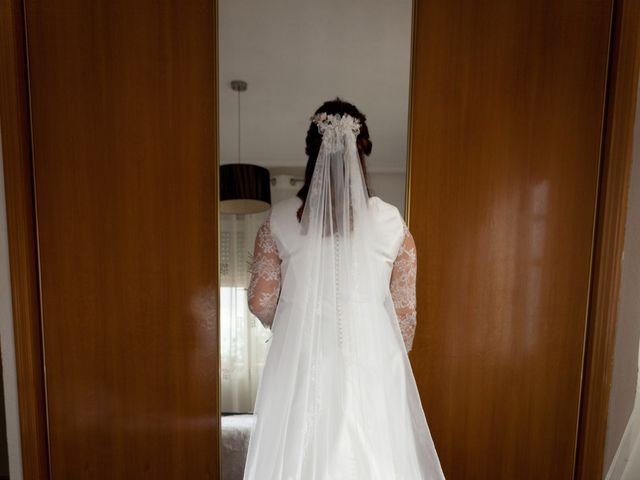 La boda de Alex y Samantha en El Raal, Murcia 23