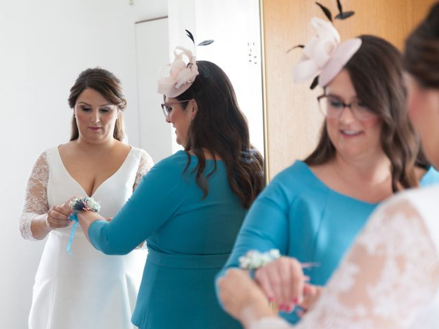 La boda de Alex y Samantha en El Raal, Murcia 25