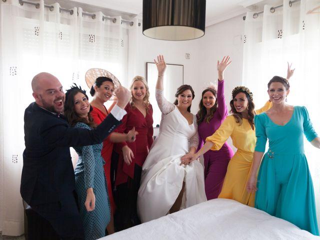 La boda de Alex y Samantha en El Raal, Murcia 27