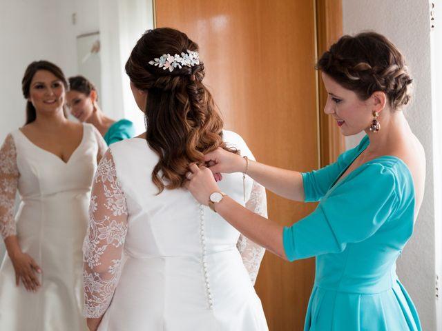 La boda de Alex y Samantha en El Raal, Murcia 32