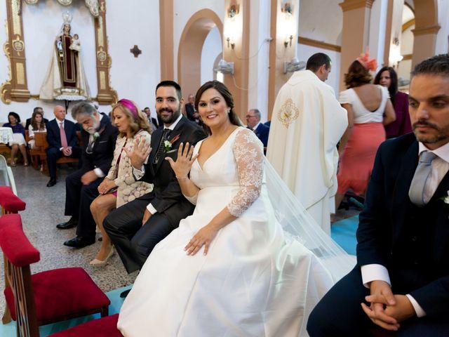 La boda de Alex y Samantha en El Raal, Murcia 37