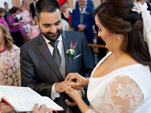 La boda de Alex y Samantha en El Raal, Murcia 39